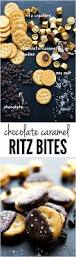 rolo stuffed ritz crackers recipe ritz crackers and crackers