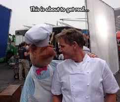 Swedish Chef Meme - gordon ramsay meets the swedish chef funny dank memes gag