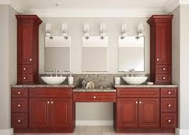 Red Bathroom Cabinets Ready To Assemble Bathroom Vanities Bathroom Vanities All Home