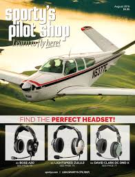 Catalog Covers by Catalog Covers Media Center U2013 Sporty U0027s Pilot Shop Media Center