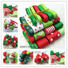 christmas ribbon wholesale grosgrain christmas ribbon promotion shop for promotional