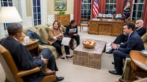 women at the obama white house have started using the trick of