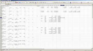Quick Spreadsheet Ultrachassis Chassis Flex U2013 Studio 397