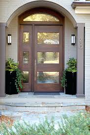 articles with full glass front door with sidelights tag trendy
