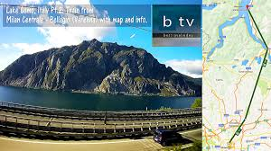 Italy Map By Rail Italy by Lake Como Italy Pt 2 Train Milan Bellagio Varenna With Map