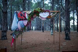 wedding arches tasmania boho wedding arch image 357235 polka dot