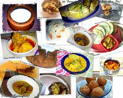 different types of cuisines in the 20 bengali dishes to try before you die 20 quintessential