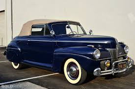 ford convertible 1941 ford super deluxe convertible coupe love the shade of blue