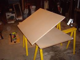 Simple Drafting Table 50 Drafting Table 5 Steps With Pictures