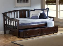 Daybed Trundle Bed Wood Day Bed With Trundle U2014 Scheduleaplane Interior Frame