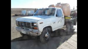 Ford F350 Dump Truck Gvw - 1983 ford f350 flatbed truck for sale sold at auction march 20