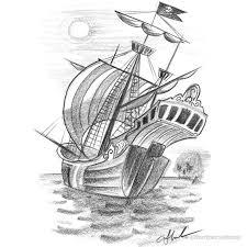 sketches for ship sketch www sketchesxo com