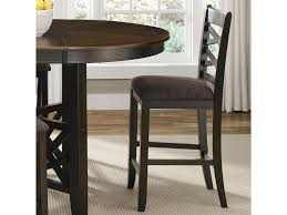 X Back Bistro Chair Liberty Furniture Bistro Ii X Back Counter Height Chair