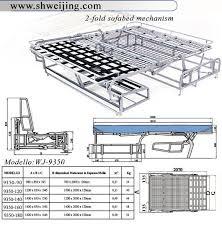 Sofa Folding Bed Sofa Bed Mechanism Sofa Bed Mechanism Suppliers Memsaheb