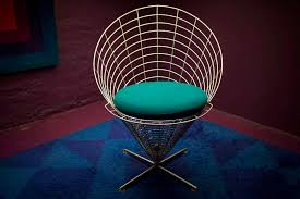 Cone Chair 1958 Wire Cone Chair K2 The Verner Panton Collector
