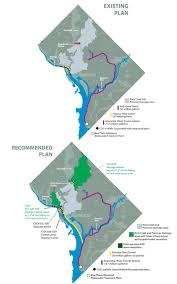 Potomac River On Map Dc Utilizes Green Infrastructure To Manage Stormwater Climate