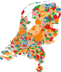 Map Netherlands Nlgis Historical Boundaries Of Netherlands Accurate Map