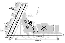 Atlanta Airport Gate Map by Jfk Airport Runway Layout Plan Size Of This Preview 800 528