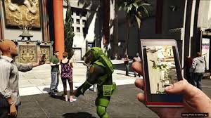 grand theft auto v official first person gameplay trailer ps4 xbox