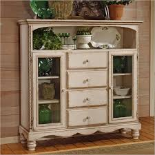 Antique White Sideboard Buffet by Hillsdale Wilshire Antique White Buffet Cabinet Shabby Chic