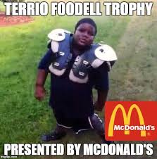 Funny Football Memes - trophy imgflip