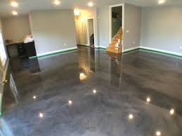 Painting A Basement Floor Ideas by Ideas Paint Metallic Epoxy Basement Floor Jeffsbakery Basement