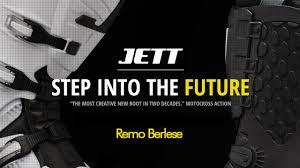 jett motocross boots bota jett o criador remo berlese youtube