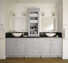 roosevelt dove gray bathroom vanities all home cabinetry