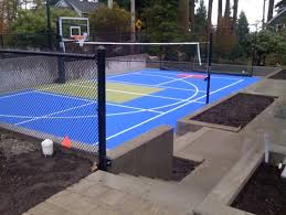 How Much Does A Backyard Basketball Court Cost Perfect Ideas How Much Does A Sport Court Cost Charming Best