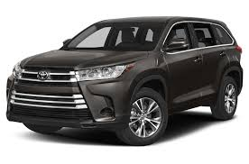 all toyota new 2017 toyota highlander price photos reviews safety