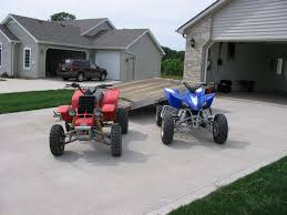 yamaha yfz450 2005 u0026 banshee 1999 for sale with trailer ls1tech