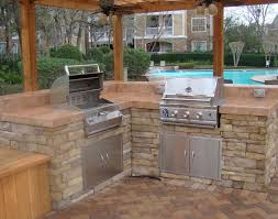 prefab outdoor kitchen grill islands bar amazing granite countertop and beautiful modular outdoor