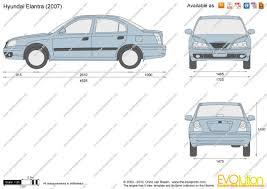 2002 hyundai elantra price the blueprints com vector drawing hyundai elantra
