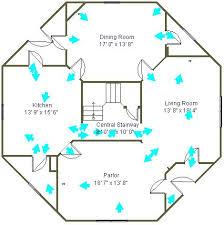 custom design house plans pentagon house design search garden decks patios