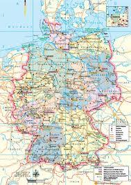 bamberg germany map germany tourist map germany mappery
