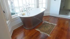 Bathroom Flooring Engineered Bamboo In Pros And Cons Pertaining To - Hardwood flooring in bathroom