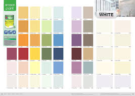 100 ici dulux paints shade card paint colours cinder rose
