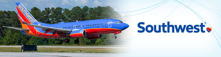Southwest Airlines Route Map by Southwest Airlines