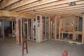 cool finished basements ideas wondrous interior design basement framing basics basement