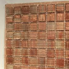 copper backsplash tiles kitchen surfaces pinterest copper glass tile backsplash gorgeous color bronze copper