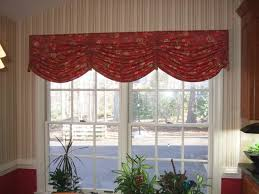 Drapery Valance Up To Date Kitchen Valances Trendshome Design Styling
