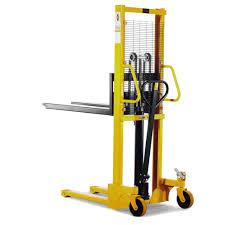 standard manual hydraulic stacker sfh 1016c 1t 1600mm lift