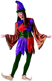harlequin halloween costumes funny jester halloween costume be the joking court jester at