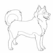 husky coloring pages coloring pages kids