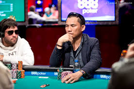 2017 world series of poker final table christian pham leads final 27 of world series of poker main event