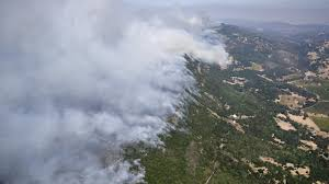 California Wildfires Colorado by View From The Sky Reveals California Wildfires Devastation Youtube