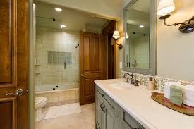 Jack And Jill Bathroom Residental Home Vail Mountain Elegant Hoeft Builders West