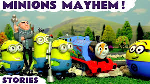 thomas friends halloween halloween minions magic with gru thomas u0026 friends and tonka toys