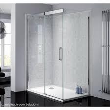 april prestige 2 luxury designer frameless sliding door