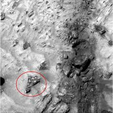 ufo sightings daily alien technology discovered on mars by spirit